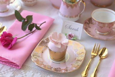 Vintage tea room hire