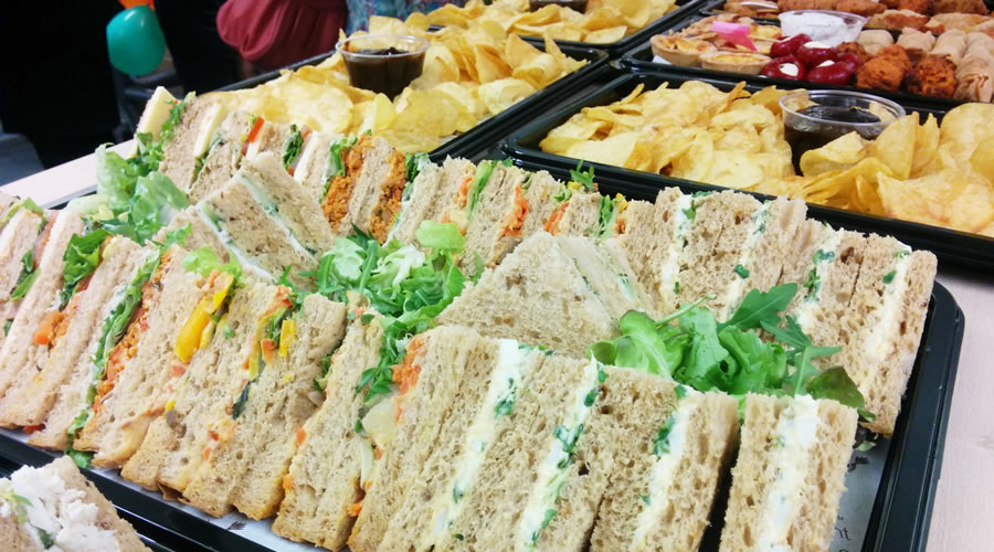 Corporate catering somerset south west